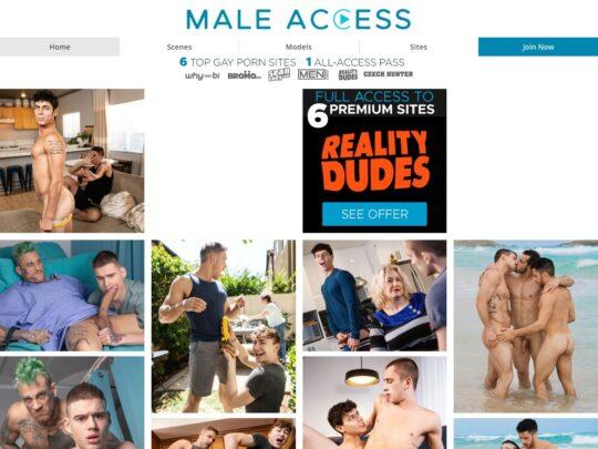 MaleAccess